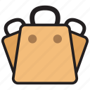 bag, buy, cart, shop, shopping, store icon