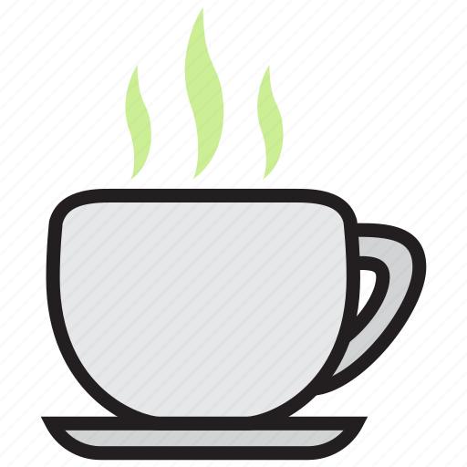 cafe, coffee, cup, drink, matcha, tea icon