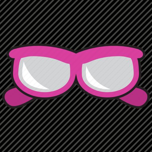 eye, eyeglasses, glasses, spectacles, sunglasses icon