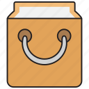 bag, buy, purchase, purchasing, shop, shopper, shopping icon