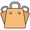 bag, buy, goods, purchase, shop, shopping, store icon