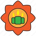 beauty, massage, salon, spa, treatment icon