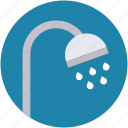 bath, bath shower, bathing, bathroom, shower icon