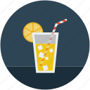 drink, juice, lemonade, refreshing, soft, summer drink icon