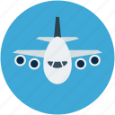 airbus, airplane, plane, airliner, aeroplane
