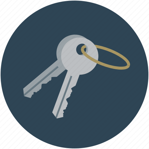 closed door, door keys, keys, open the door, out of door, shut the door icon