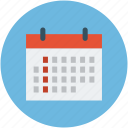 calendar, date, event, month, schedule, timeframe icon