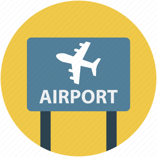 aerodrome, airport information board, airport sign board, info, information, information board, terminal icon