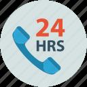 telephone receiver, communication, contact, call, twenty four hours