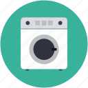laundry, laundry machine, washer, washing machine icon