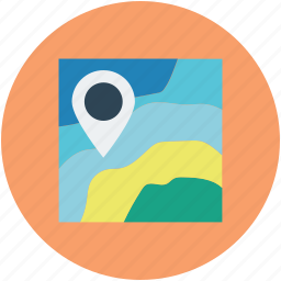 location, map, map location, navigational concept, navigations icon