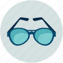eyeglasses, eyewear, glasses, goggles, spectacles icon