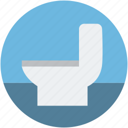 bath chair, bathroom, commode, restroom, toilet, wc icon