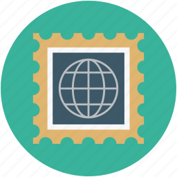international mark, label, mark, seal, sign, stamp icon