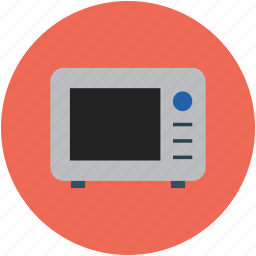 electric stove, microwave oven, microwaves, oven, warmer icon