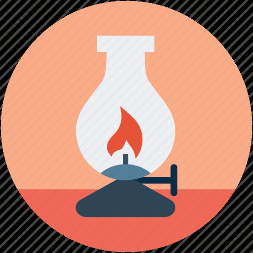 candle lantern, lamp, lantern, light, oil lantern icon