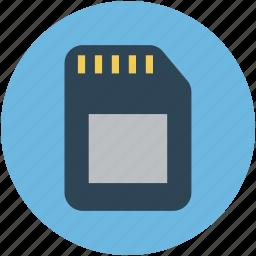 memory card, memory chip, sd, sd memory card, sim, sim card icon