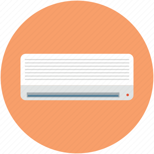 ac, air condition, air conditioner, air conditioner split, split ac, split airconditioner icon