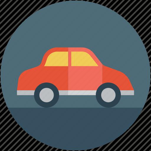 automobile, car, motorcar, transport, vehicle icon
