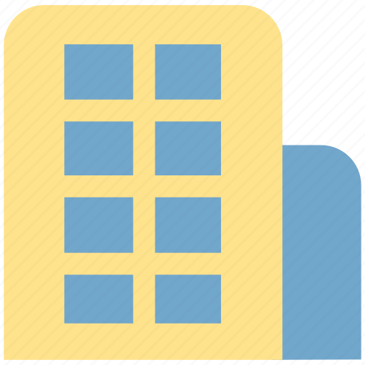 building, hotel, house, travel icon