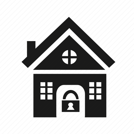 buidling, home, house, real estate icon