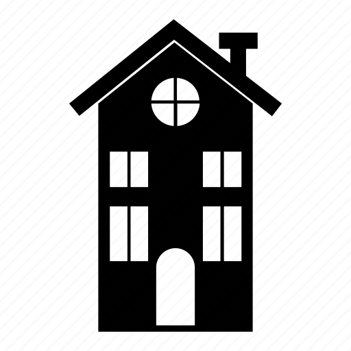 home, house, residence icon