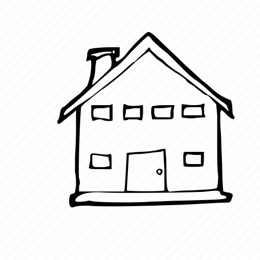 building, home, house, residence, residential icon