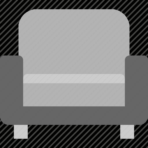 armchair, house, household, interior, sofa icon