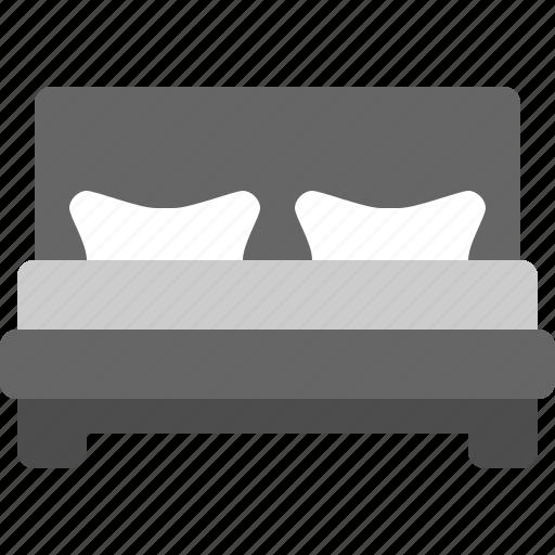 bed, love, romance, sex icon