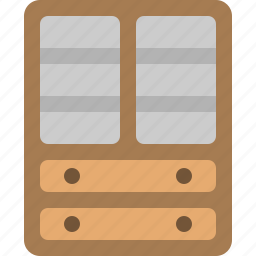 buffet, business, clipboard, office icon