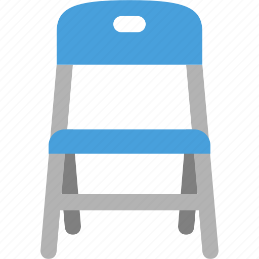 chair, furniture, household, seat, sit icon