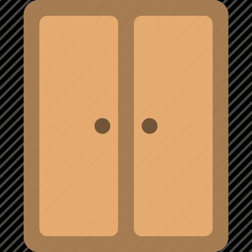 closet, furniture, household icon