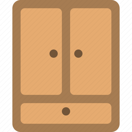 closet, furniture, household, interior, room icon