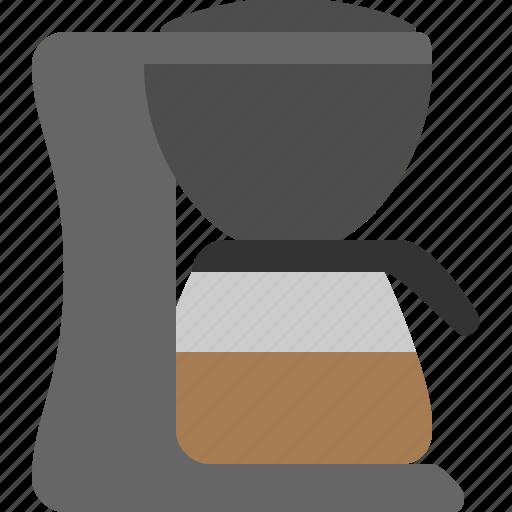caffe, coffee, household, machine icon