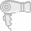 appliance, dryer, hair, home, house, household icon