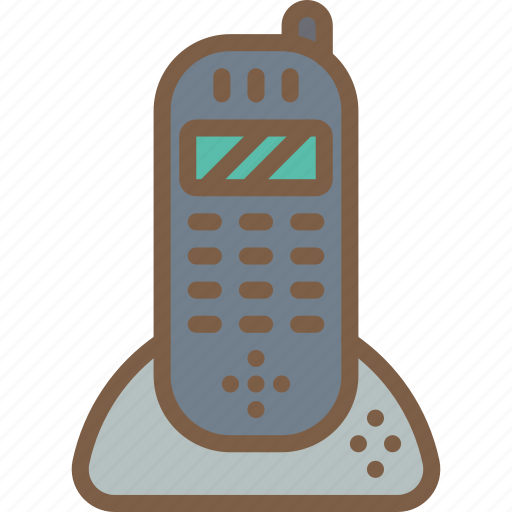 appliance, home, house, household, landline, phone icon