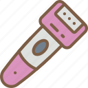 appliance, electric, file, foot, home, household icon
