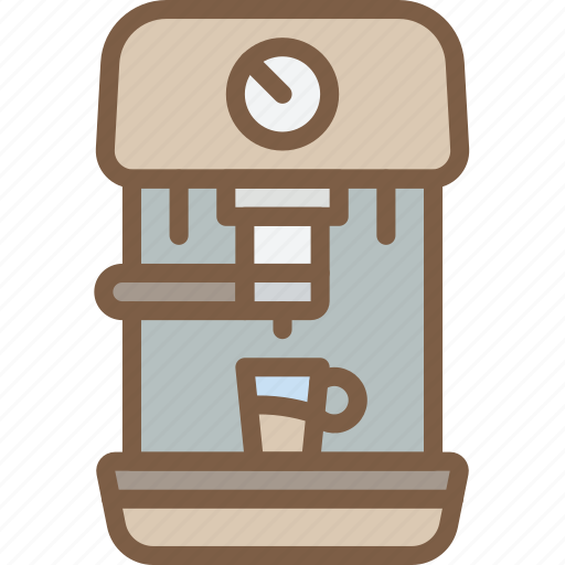 appliance, coffee, home, house, household, machine icon
