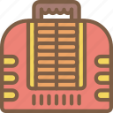 appliance, heater, home, house, household, portable icon
