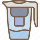 appliance, filter, home, house, household, water icon