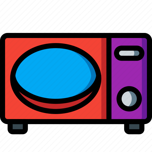 Appliance, home, house, household, microwave icon - Download on Iconfinder