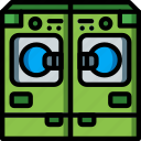 appliance, dryer, home, house, household, washer icon