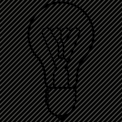 appliance, bulb, home, house, household, light icon