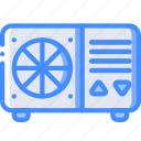 air, appliance, conditioning, home, house, household icon