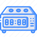 appliance, clock, digital, home, house, household