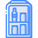appliance, fridge, home, house, household, mini icon