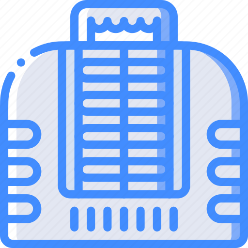 Appliance, heater, home, house, household, portable icon - Download on Iconfinder