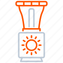 appliance, blender, device, household icon