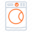 appliance, device, household, machine, washing icon
