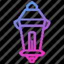 appliance, device, household, lantern icon